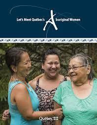 Let's Meet Québec's Aboriginal Women
